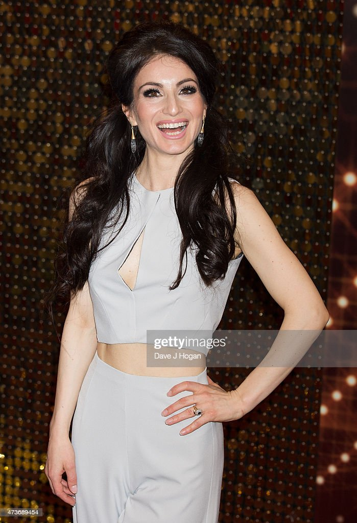 Roxy Shahidi attends the British Soap Awards at Manchester Palace Theatre on May 16, 2015 in Manchester, England.
