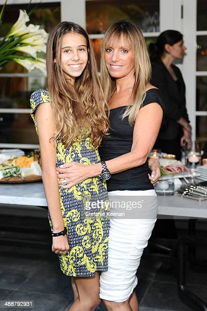 Roxy Sorkin and Julia Sorkin attend ASPCA Celebrates Its Multi-Million Dollar Commitment To Los Angeles' Animals on May 6, 2014 in Beverly Hills,...