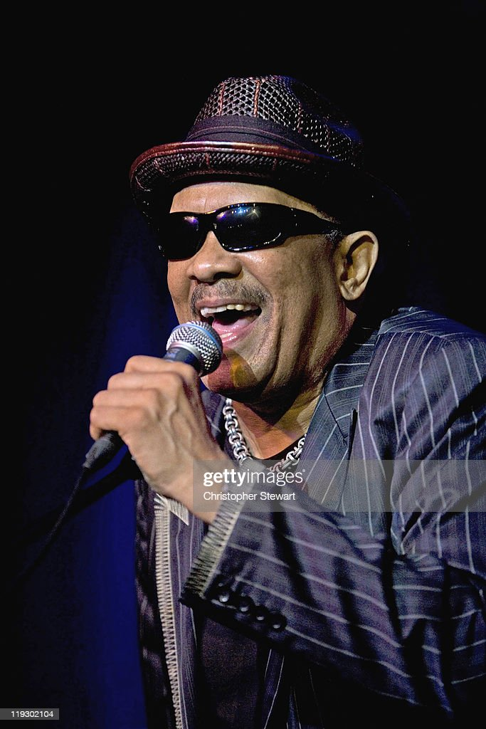 Roy Ayers performs on stage at Band On The Wall on July 17, 2011 in Manchester, United Kingdom.