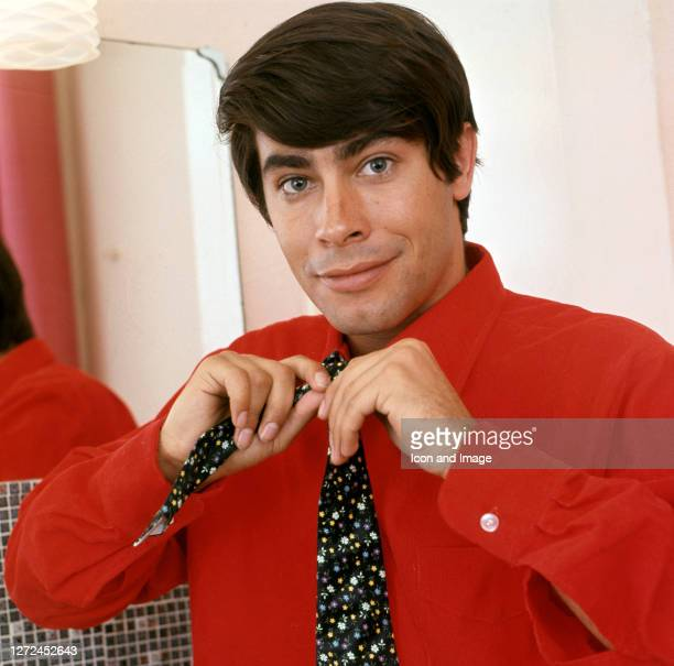 Roy Black a German schlager singer and actor who appeared in several musical comedies and starred in the 1989 TV series Ein Schloß am Wörthersee in...
