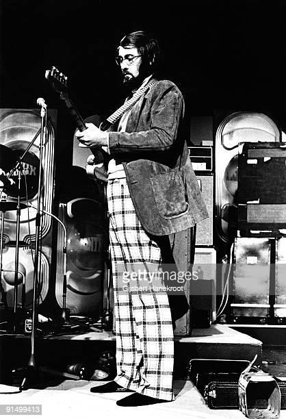 Roy Buchanan performs live at the Maison Des CongresMontreux Festival in Montreux Switzerland on July 01 1973