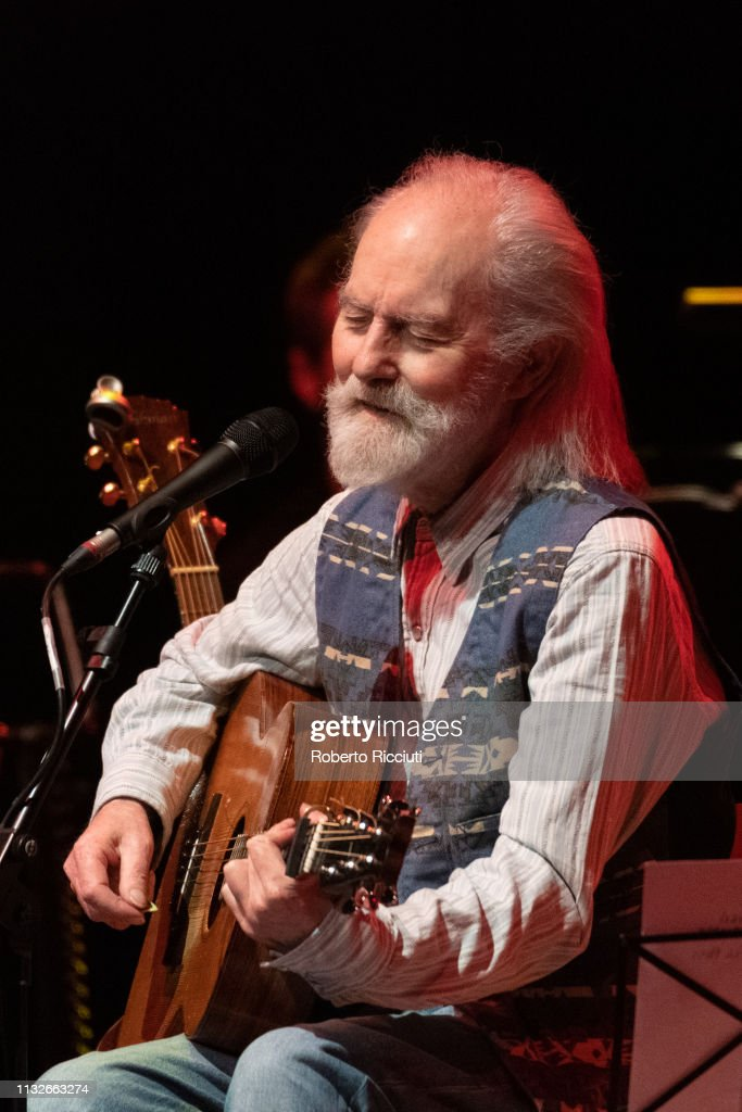 GBR: Roy Harper Performs At Usher Hall Edinburgh