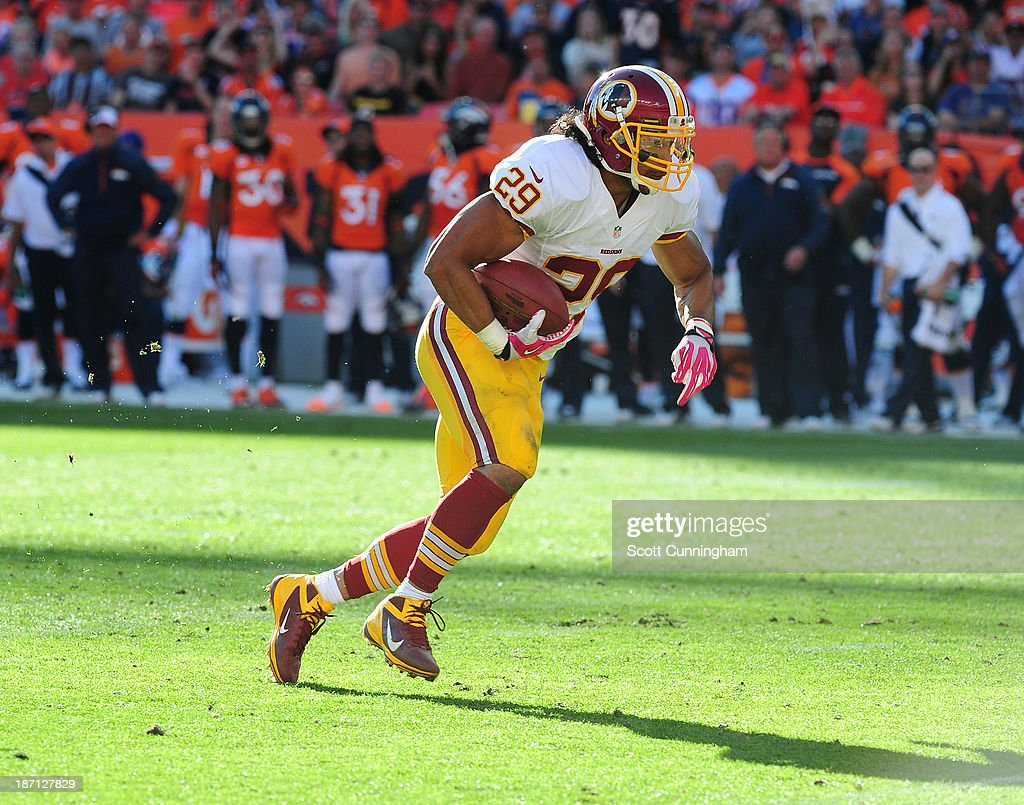 Washington Redskins v Denver Broncos