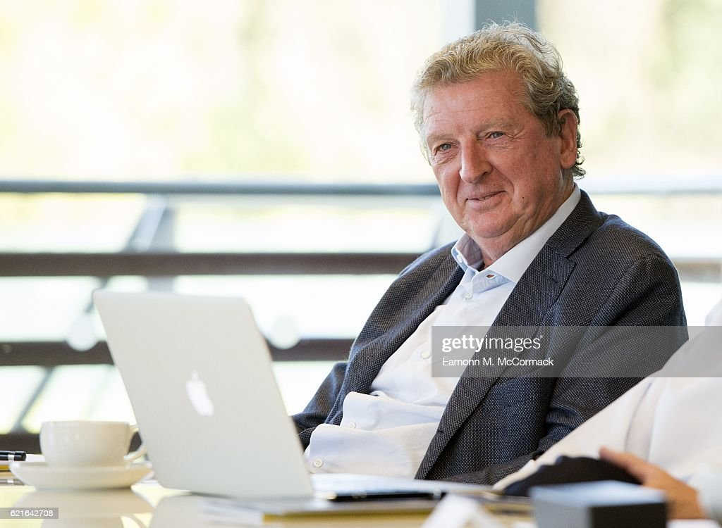 Roy Hodgson attends the Leaders P8 Summit at the National Tennis Centre on November 7, 2016 in London, England.