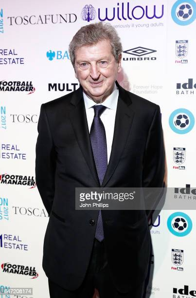 Roy Hodgson attends the London Football Awards on March 2 2017 in London United Kingdom