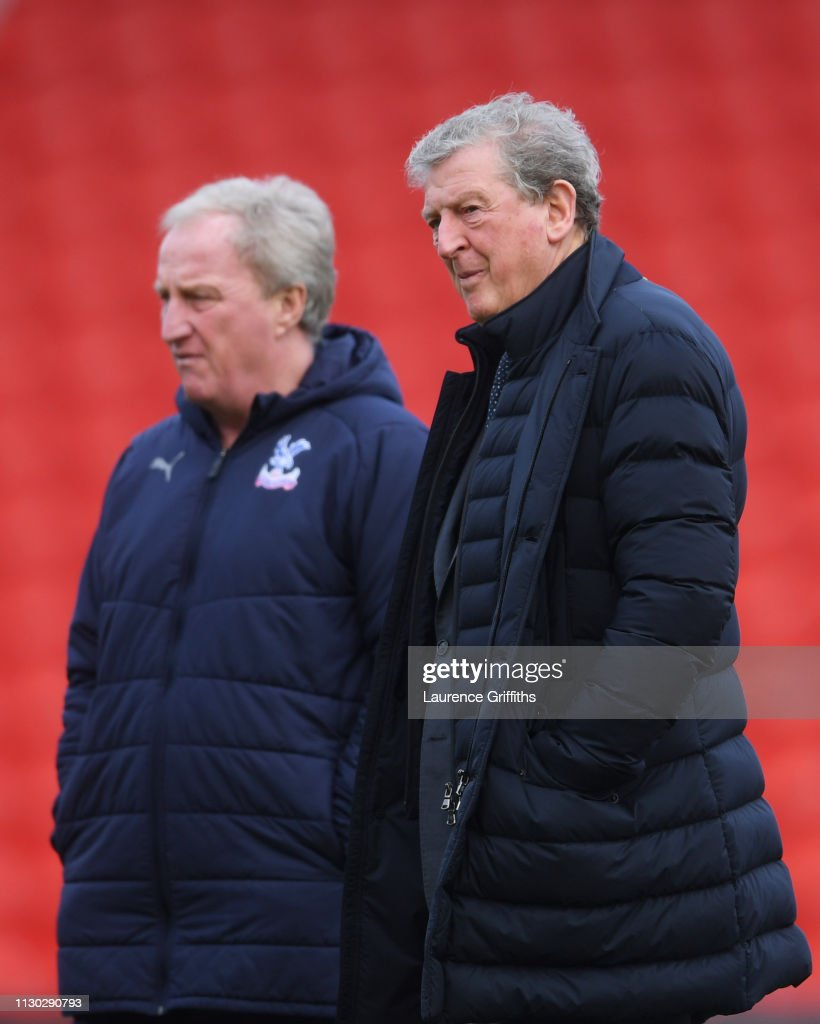 GBR: Doncaster Rovers v Crystal Palace - FA Cup Fifth Round
