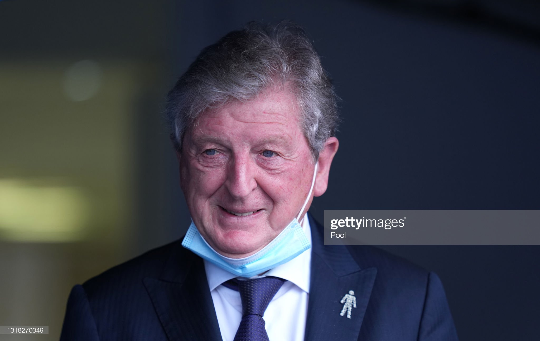 Roy Hodgson bows out of Crystal Palace with his head held high