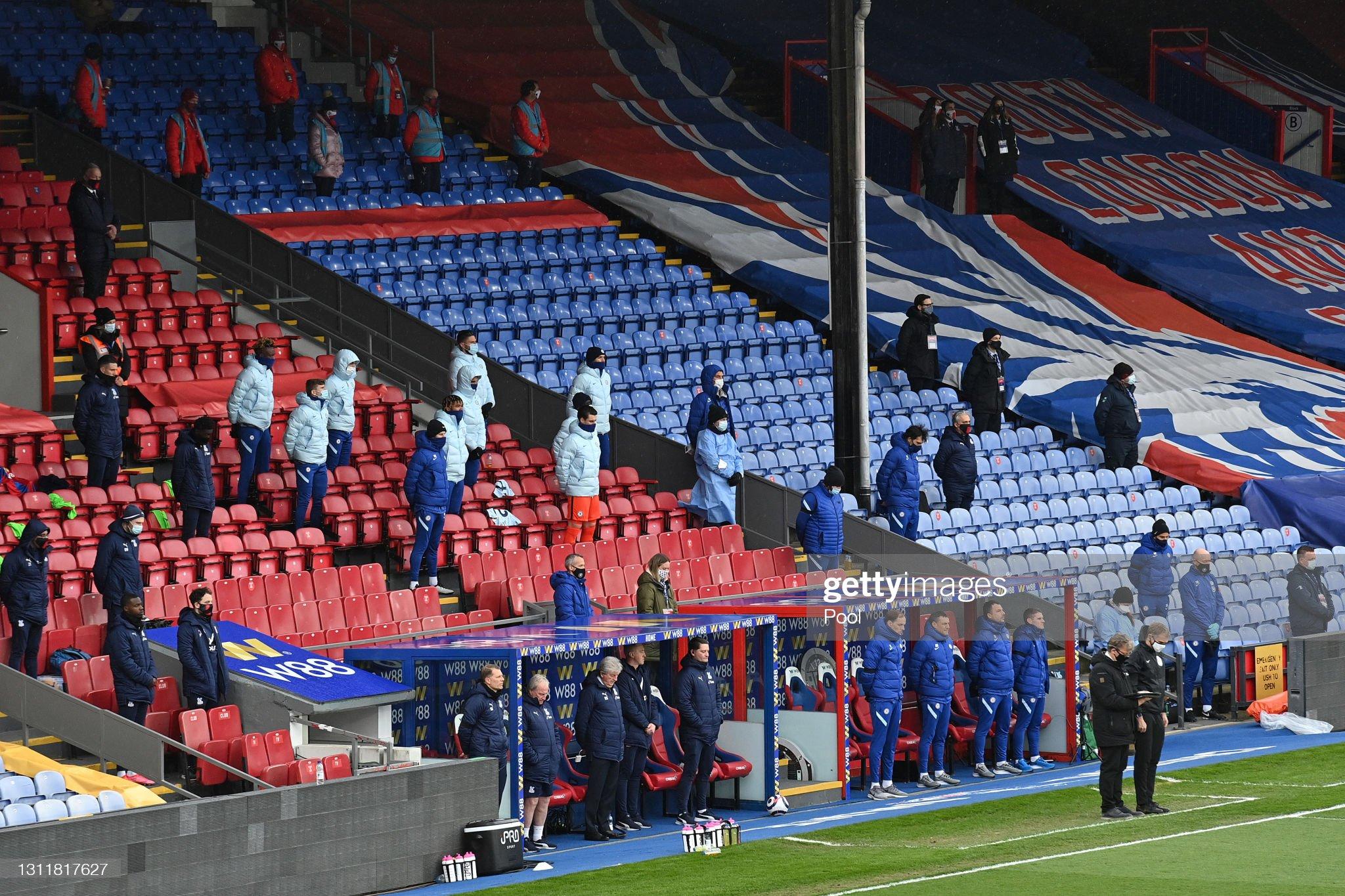 Crystal Palace v Chelsea - Premier League : News Photo