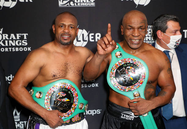 CA: Triller Presents Mike Tyson vs Roy Jones Jr.