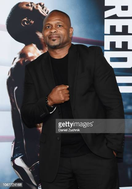 Roy Jones Jr. Attends the 'Creed II' New York Premiere at AMC Loews Lincoln Square on November 14, 2018 in New York City.