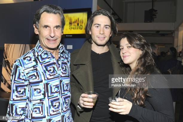 Roy Kean Stanislov Sokolov and Mailys Bale attend 8TH ANNUAL BoCONCEPT/KOLDESIGN HOLIDAY PARTY at BoConcept on December 14 2010 in New York City