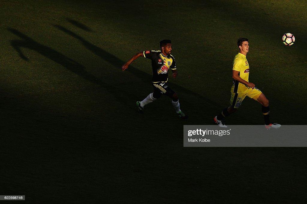 A-League Rd 6 - Central Coast v Wellington