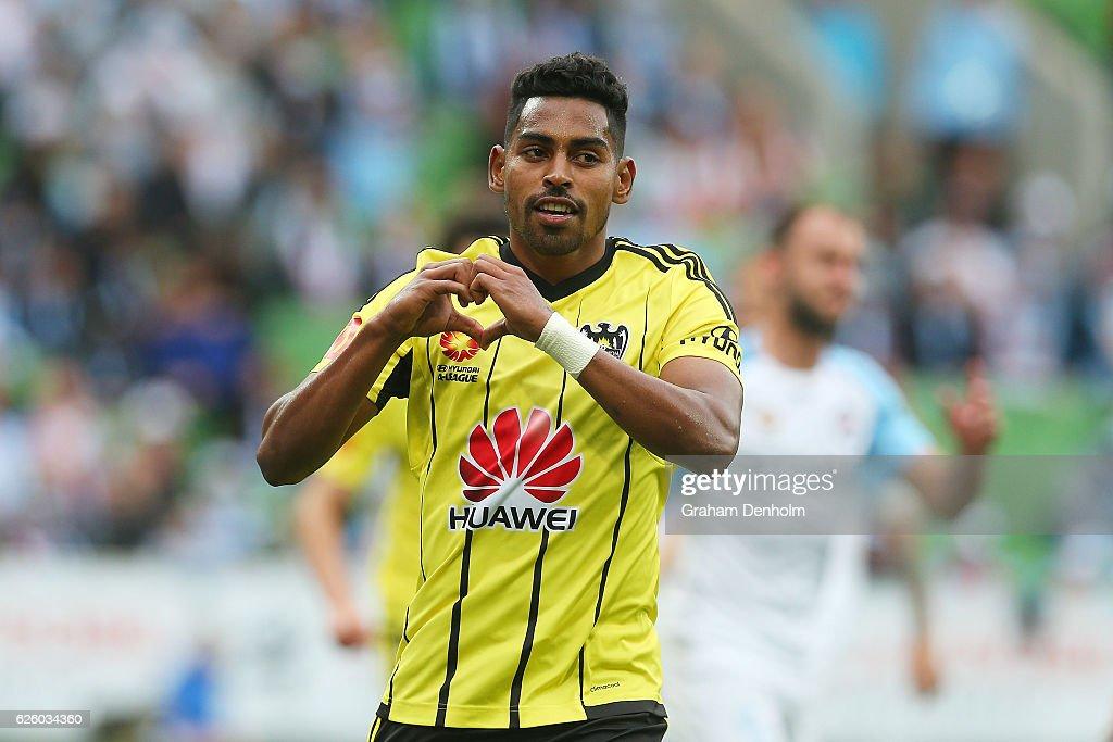 A-League Rd 8 - Melbourne City v Wellington