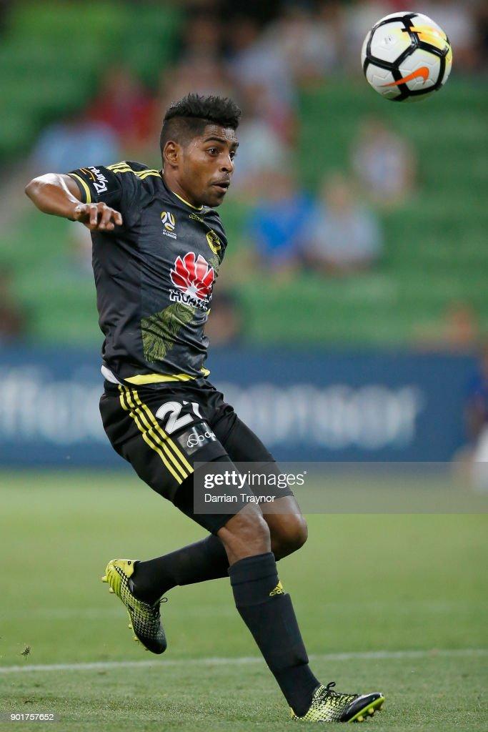 A-League Rd 14 - Melbourne v Wellington