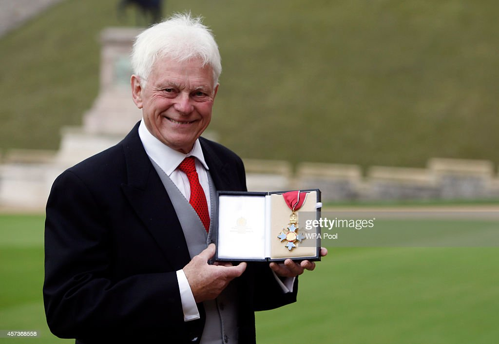 Investitures At Windsor Castle : News Photo