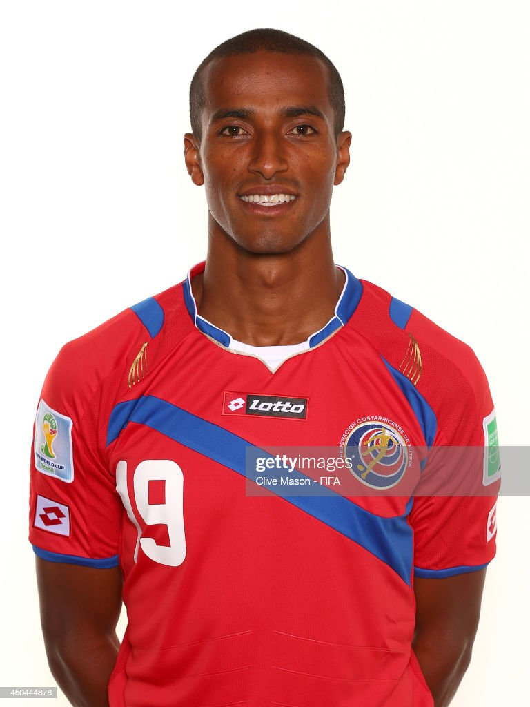 Costa Rica Portraits - 2014 FIFA World Cup Brazil