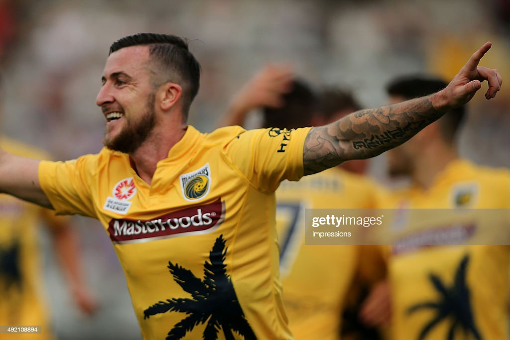 A-League Rd 1 - Central Coast v Perth