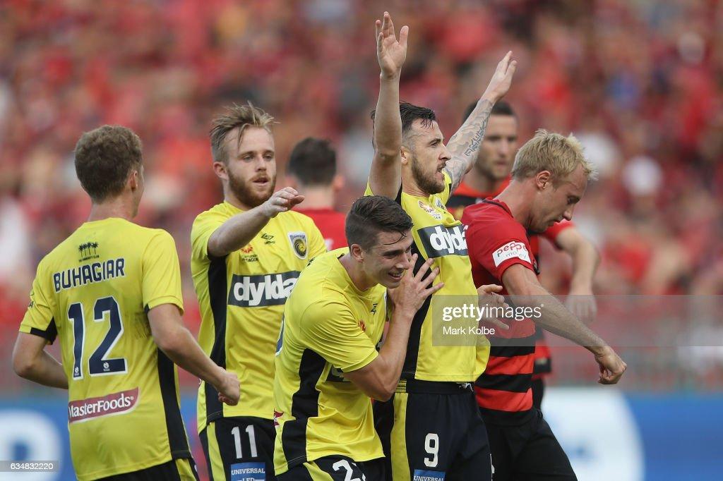 A-League Rd 19 - Western Sydney v Central Coast