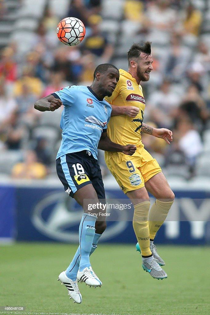 A-League Rd 4 - Central Coast v Sydney