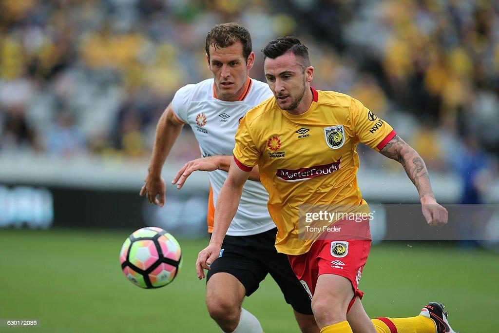 A-League Rd 11 - Central Coast v Brisbane