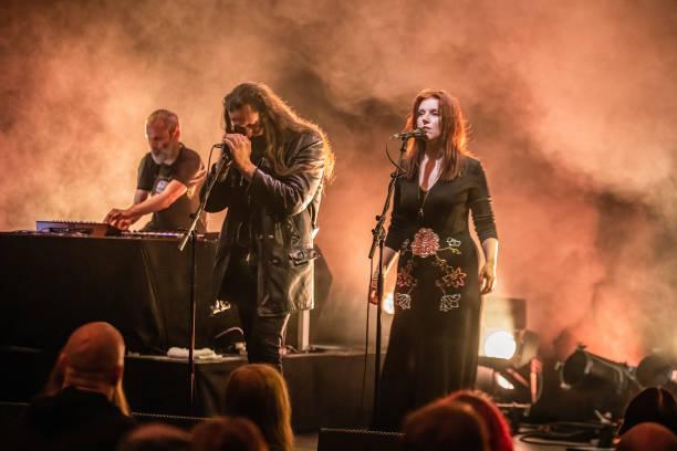 NOR: Lindy-Fay Hella & Dei Farne & Gaahl Concert In Oslo