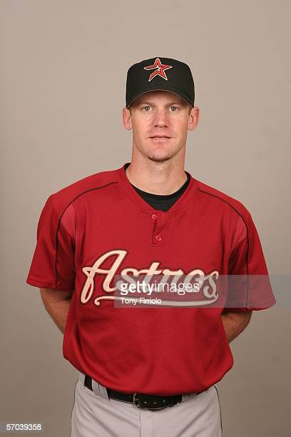 Roy Oswalt of the Houston Astros during photo day at Osceola County Stadium on February 25 2006 in Kissimmee Florida