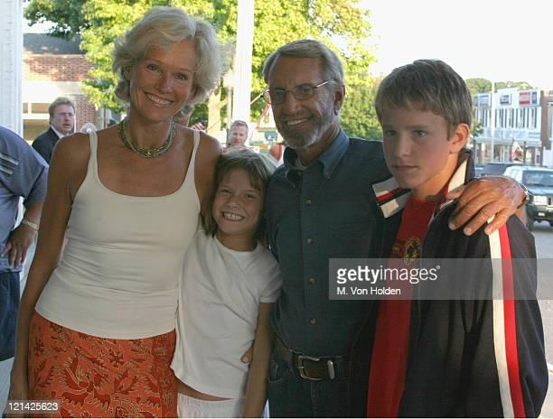 Roy Scheider, Brenda Scheider, Molly Scheider, Christian Scheider