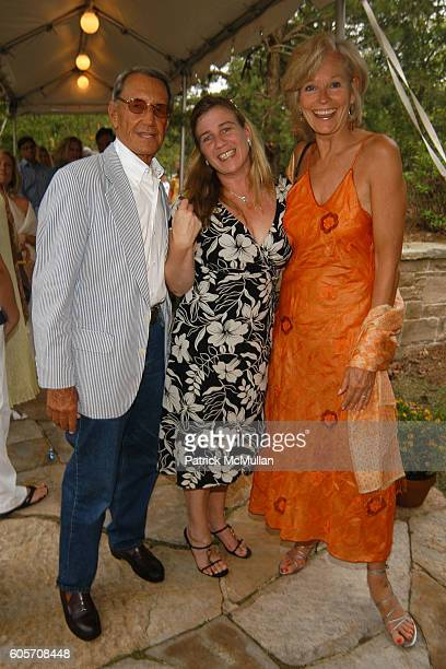 Roy Scheider, Kelly Bresnan and Brenda Siemer attend The Inaugural Celebration to Benefit the Steven J. Ross Scholarship Fund, Honoured Guest and...