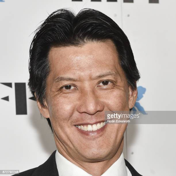 Roy Tjioe attends the 37th Annual Hawaii International Film Festival Gala presented by Halekulani on November 10 2017 in Honolulu Hawaii