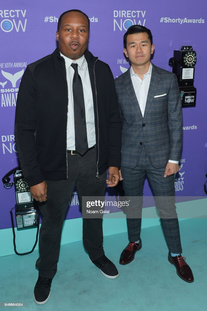 10th Annual Shorty Awards - Arrivals & Pre-Show : News Photo