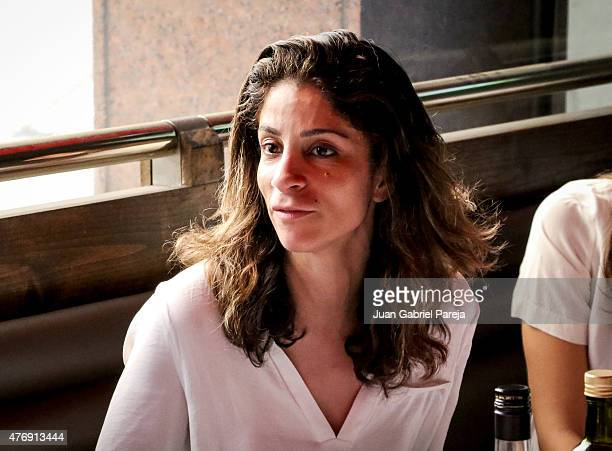 Roya Rastegar, Associate Director of Programming & Curated Content at Film Independent attends the AFS Luncheon during the 2015 Los Angeles Film...