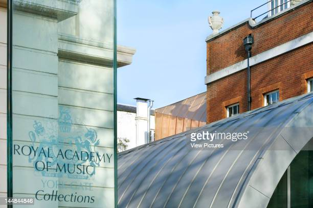 Royal Academy Of Music Marylebone Road London Nw1 United Kingdom Architect John Mcaslan And Partners Royal Academy Of Music John Mcaslan Partners...