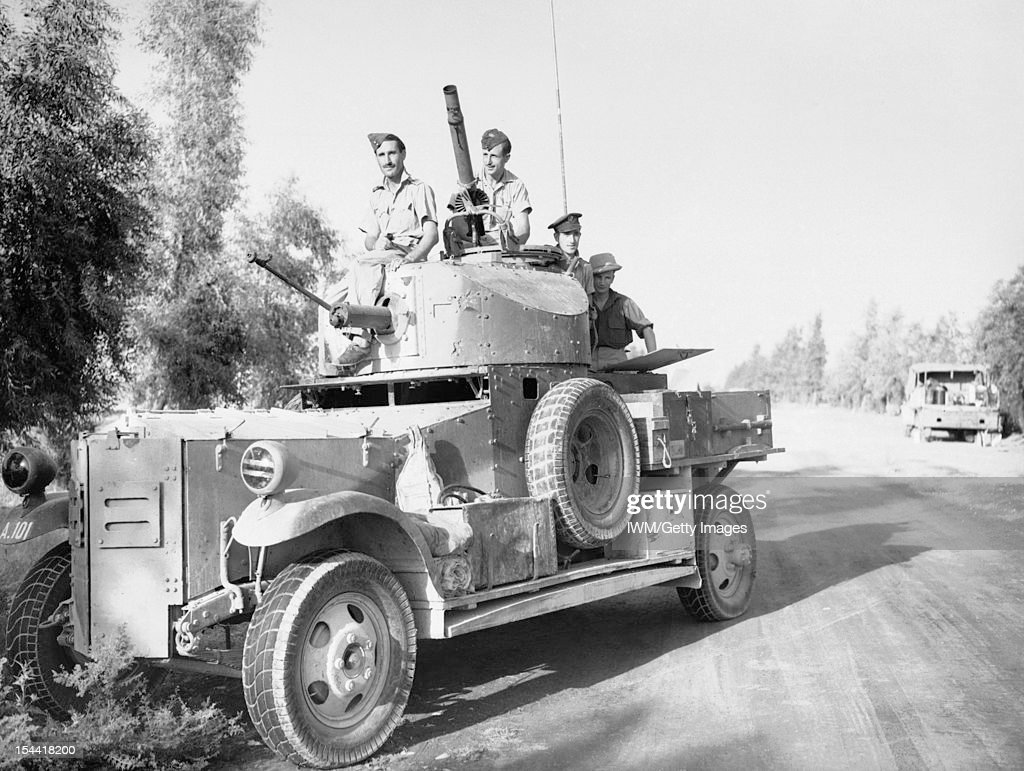 Royal Air Force Operations In The Middle East And North Africa, 1939-1943 : News Photo