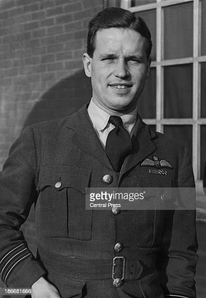 Royal Air Force Wing Commander Guy Gibson 22nd May 1943