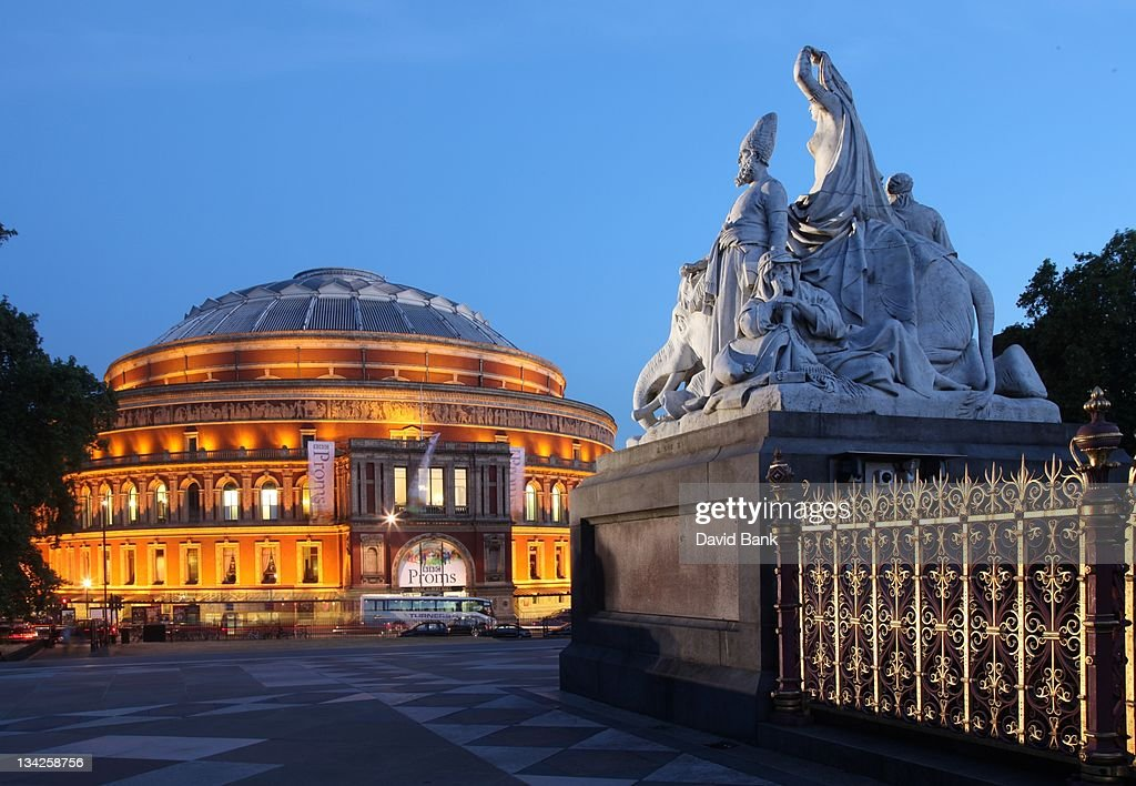 Royal Albert Hall : Stock Photo