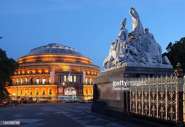 royal albert hall - hyde park london stock photos and pictures