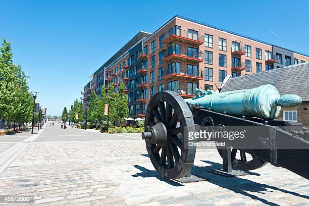 royal arsenal, woolwich - woolwich stock photos and pictures