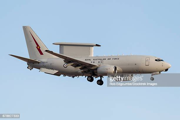 a royal australian air force e-7 wedgetail. - オーストラリア空軍 ストックフォトと画像