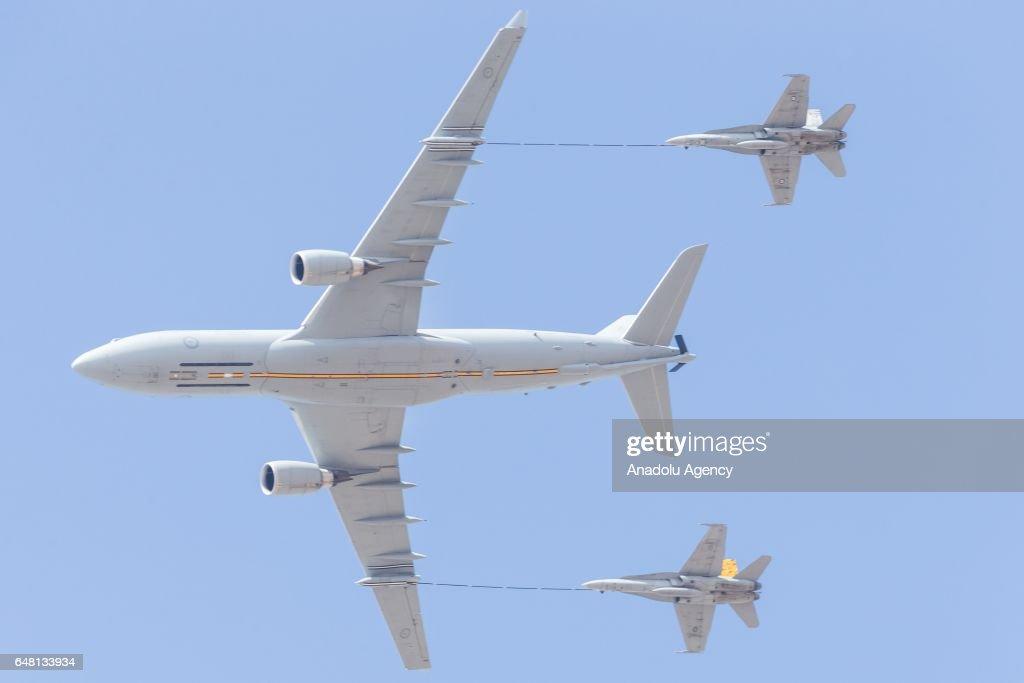 Air show in Australia : News Photo