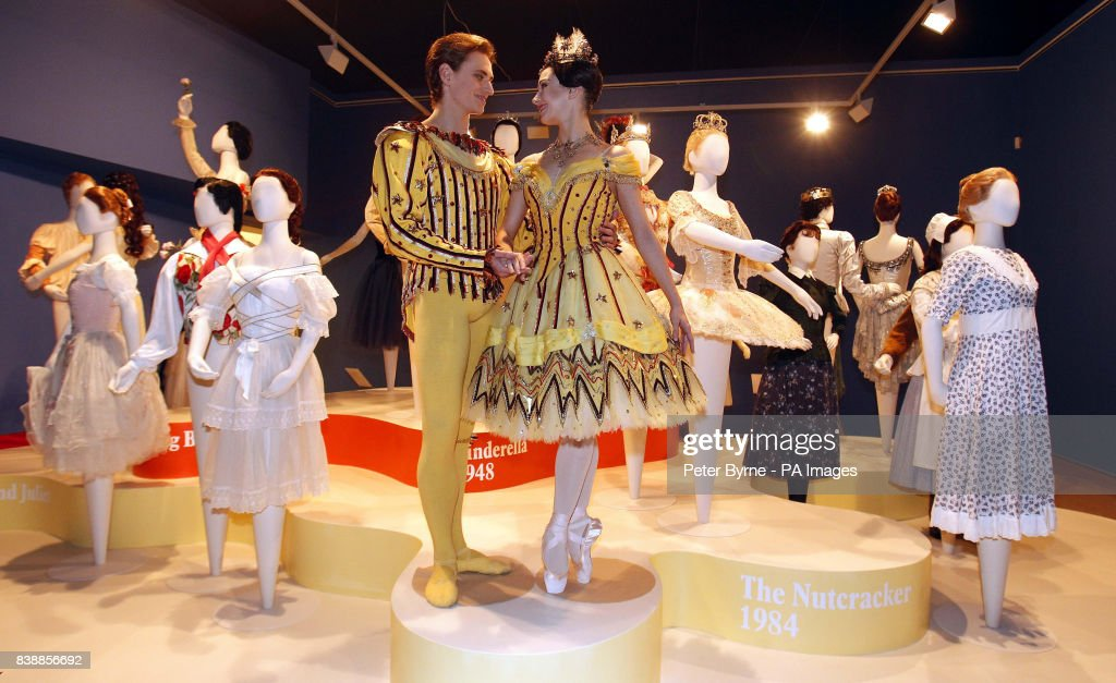Royal Ballet exhibition : News Photo