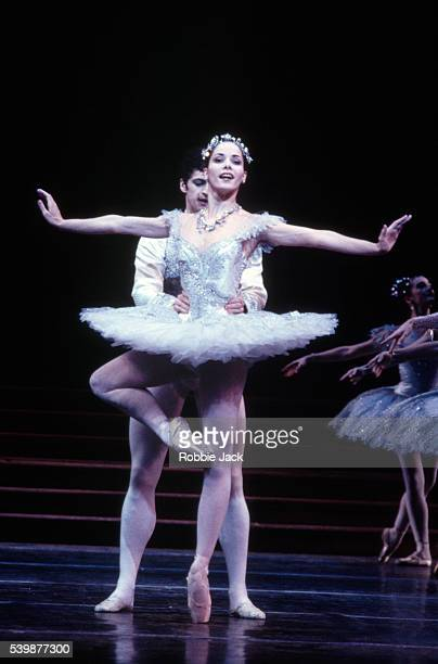 royal ballet production of cinderella - robbie jack stock-fotos und bilder