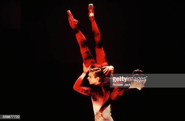 Royal Ballet Production of Dances With Death
