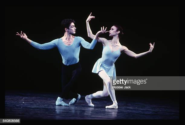 Royal Ballet Production of Duo Concertant