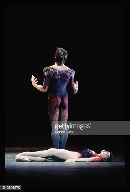 Royal Ballet Production of Fanfare