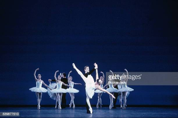 Royal Ballet Production of Symphony in C