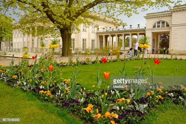 Royal Baths in Warsaw
