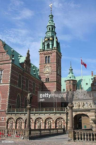 Royal castle of Frederiksborg