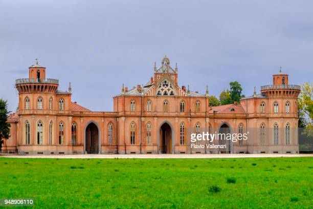 Royal Castle of Racconigi, Italy
