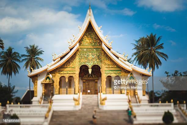 Royal Chapel of Haw Pha Bang