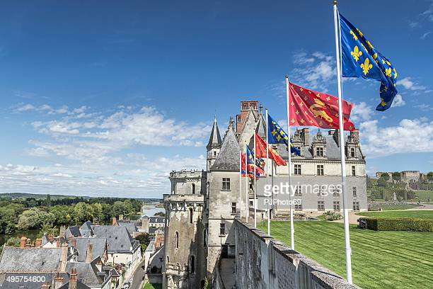 Royal Chateau de Amboise - France